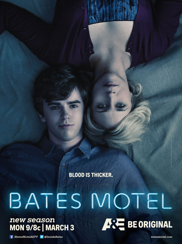 Season 2 of A&E's Bates Motel