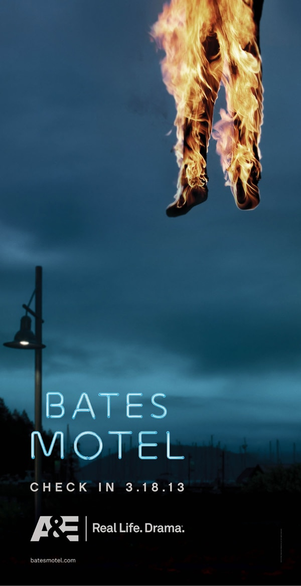 New Bates Motel Posters Tease Horrors to Come