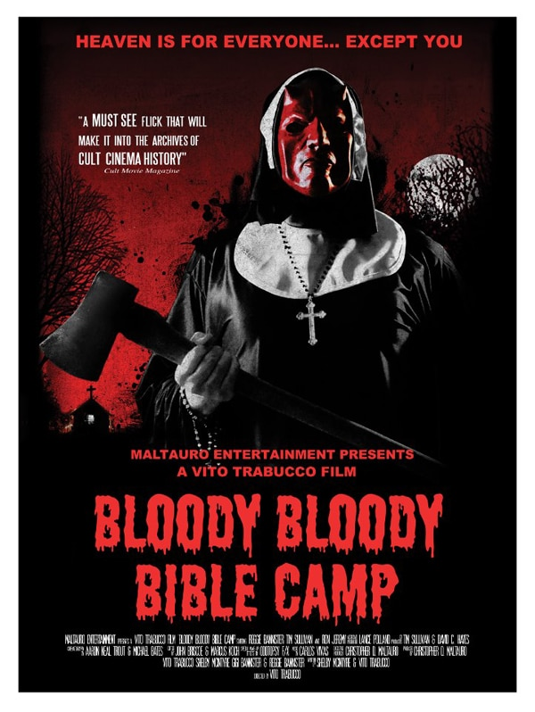 bbbcposter - Vito Trabuco and Tim Sullivan Talk Bloody Bloody Bible Camp and Share Some Exclusive Photos