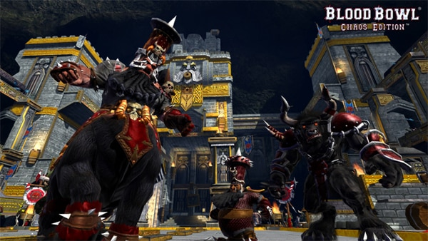Blood Bowl: Chaos Edition Arriving This Month