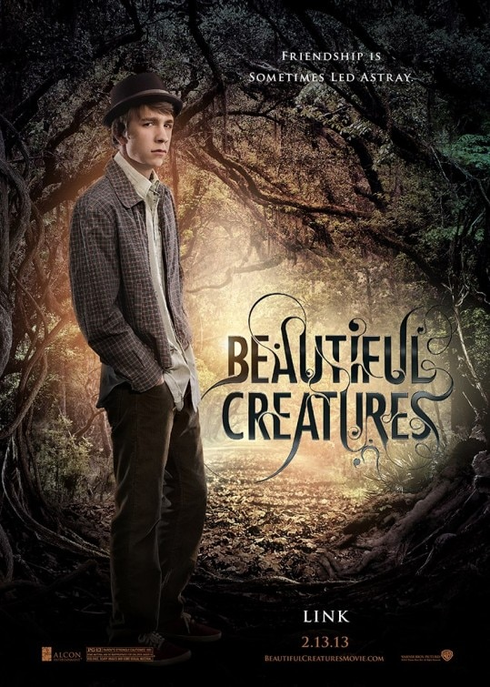 New Character One-Sheets Show Off Lots of Beautiful Creatures