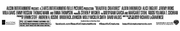 bccon0 - CONTEST CLOSED! A Beautiful Creatures Contest to Die For!