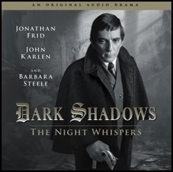 Jonathan Frid Reprises Role of Barnabas Collins for Dark Shadows Audio Return