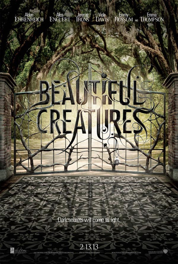 bcrea - There are Some Beautiful Creatures to be Found in this New Trailer and Poster