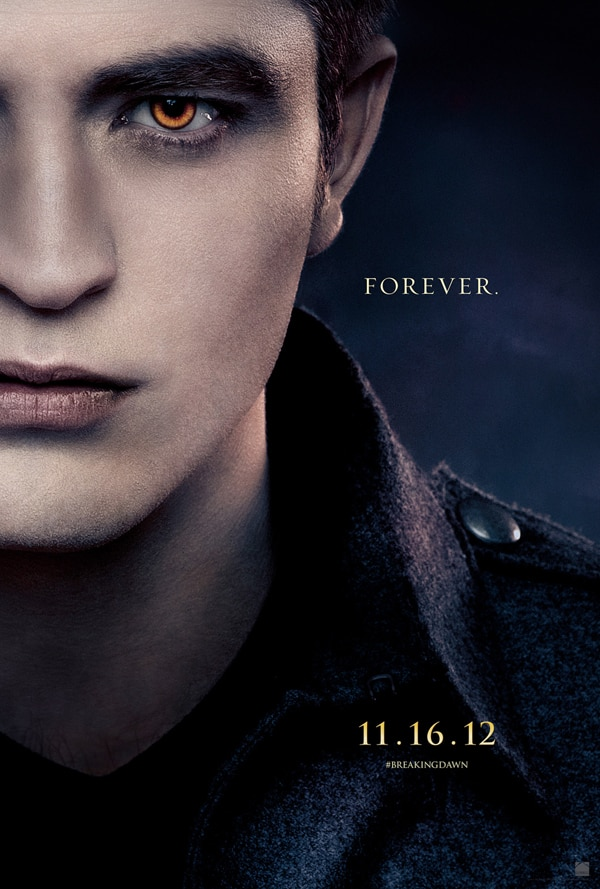 bdedward - The Twilight Saga: Breaking Dawn - Part 2 - First Look at Wild Child Renesmee and Much More