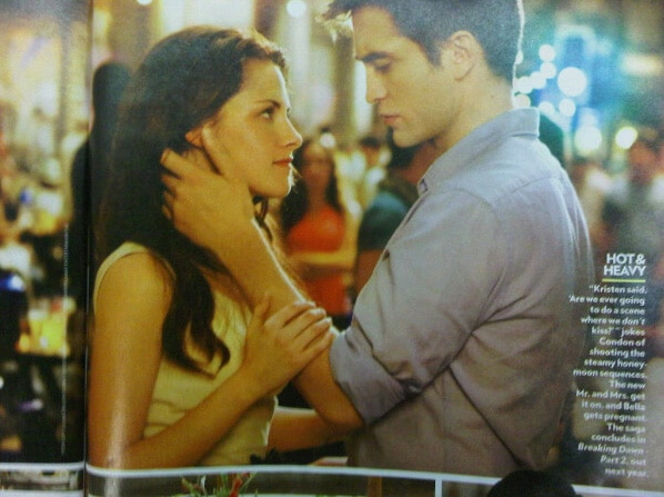The Twilight Saga: Breaking Dawn - New Honeymoon Photos and More!