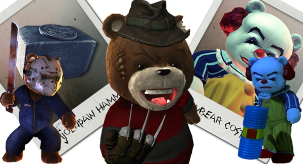 Let out Your Bad Side with Naughty Bear