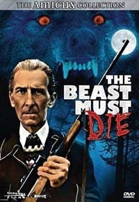 The Beast Must Die DVD