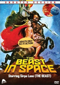 The Beast in Space - Unrated DVD (click for larger image)