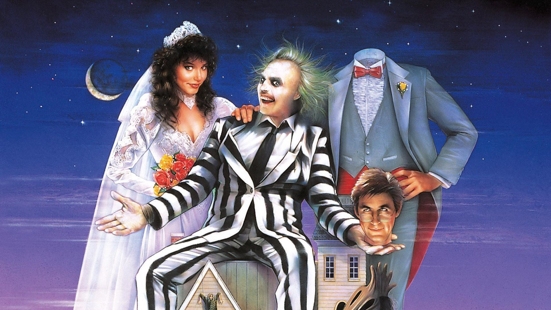 Beetlejuice House