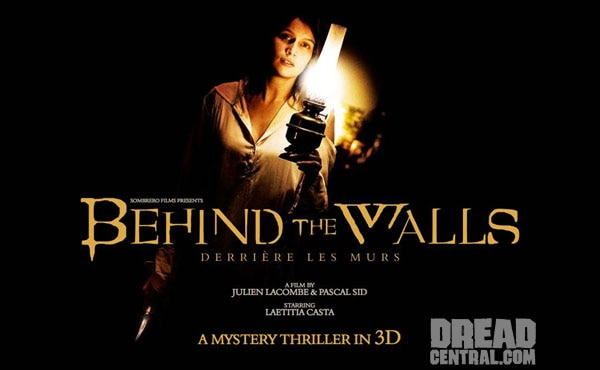 International Trailer Debut for Behind the Walls 3D
