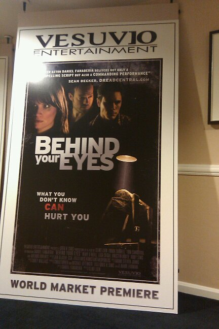 AFM 2010: Sales Art for Behind Your Eyes
