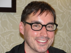 Toby Whithouse, creator of Being Human