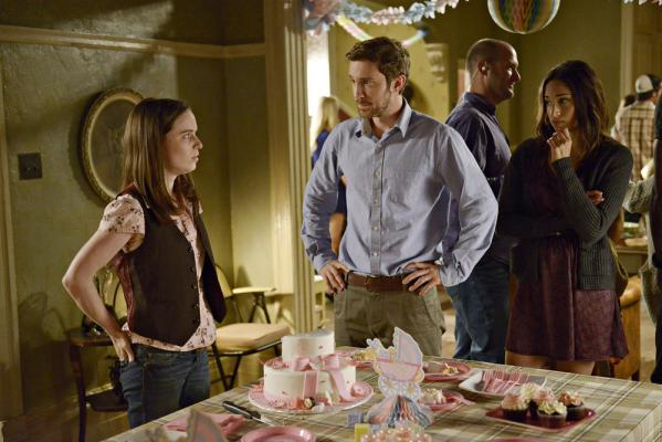 Being Human (US) Episode 4.05 - Pack It Up, Pack It In