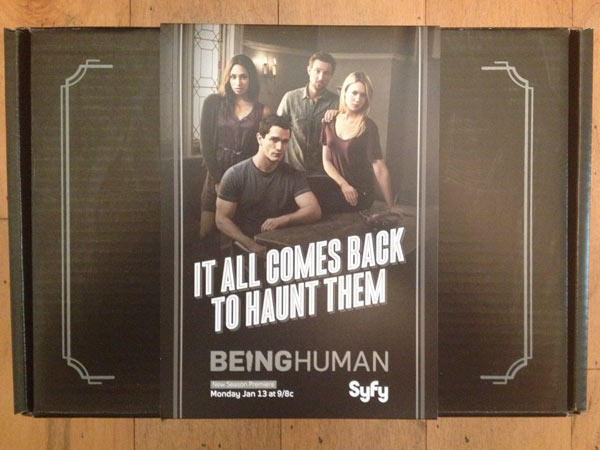 Being Human Season 4: New Character Posters, More Returning Guest Stars, and a Look at the Roommate Survival Kit