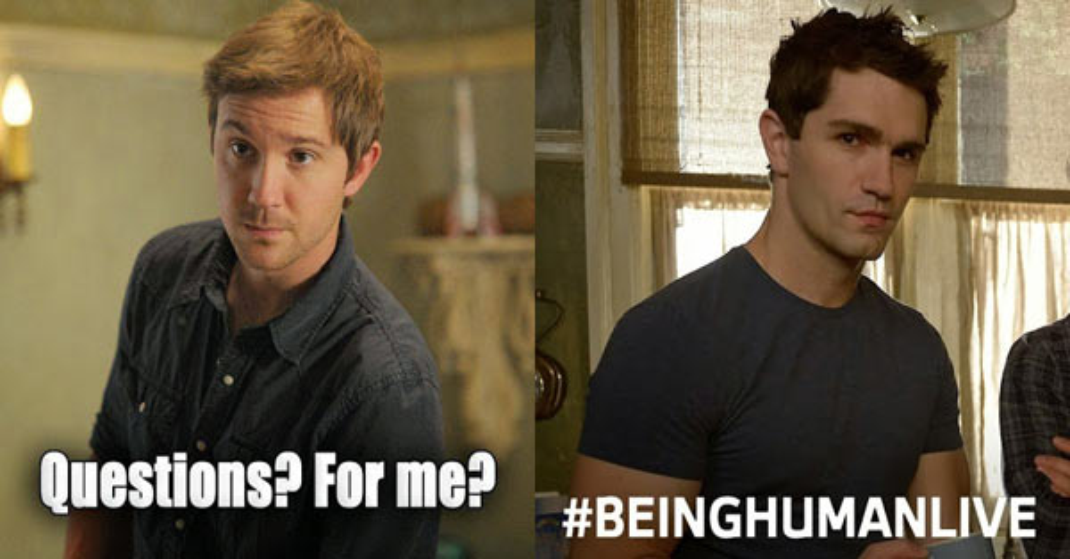 Being Human (US) Season 4