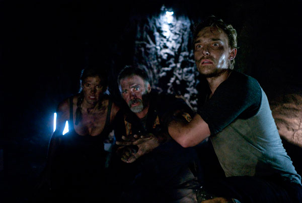 beneath 2 - New One-Sheet Crawls Up From Beneath