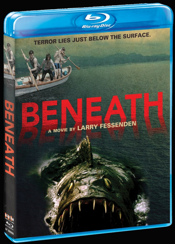 beneath blu ray - Official Specs Swim Up From Beneath