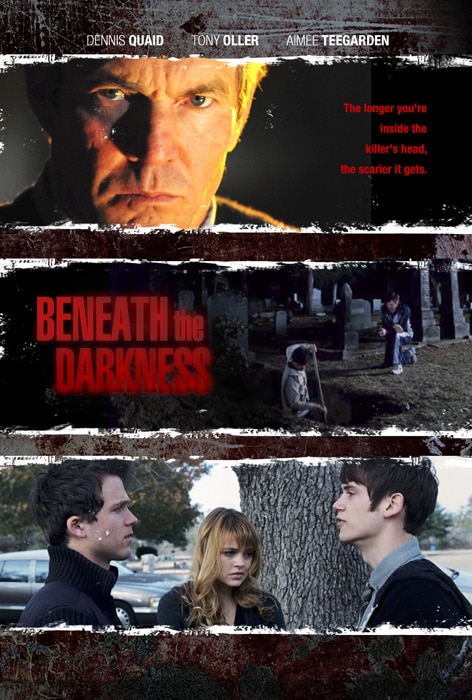 Spooky New One-Sheet and Stills Gallery: Beneath the Darkness