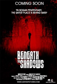 Beneath the Shadows teaser poster