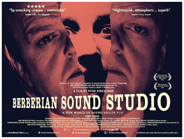 IFC Midnight Listens in on the Berberian Sound Studio