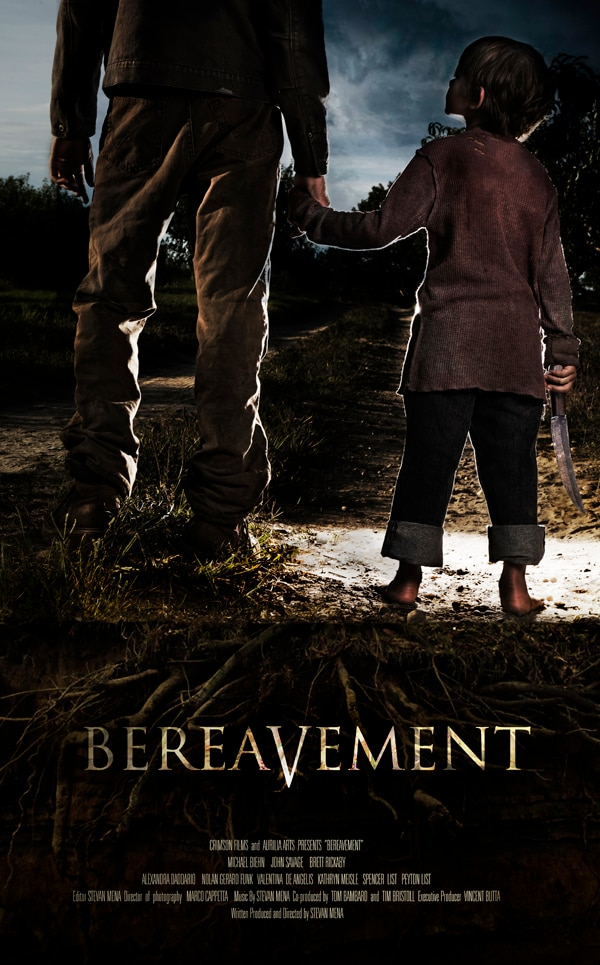 Bereavement Blow-Out! Art and First Stills from the Sequel to Malevolence!