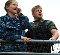 Get Your First Look at Syfy's Bermuda Tentacles Starring Linda Hamilton