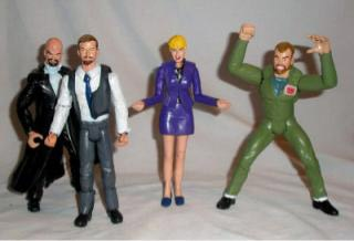 Exclusive: Debut of Beverly Lane Action Figures