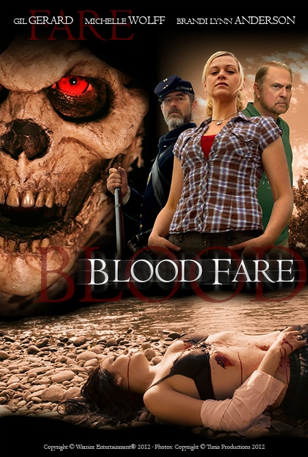 bf - Blood Fare to Have its World Premiere During Dragon*Con 2012; New Banner Artwork Unveiled