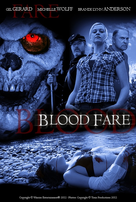 bf1 - Blood Fare to Have its World Premiere During Dragon*Con 2012; New Banner Artwork Unveiled