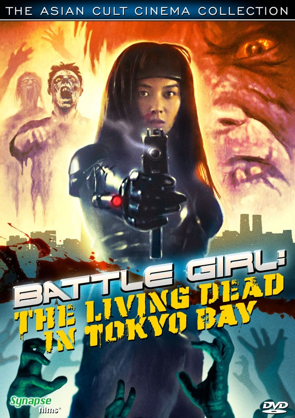 DVD Details: Battle Girl: The Living Dead in Tokyo Bay