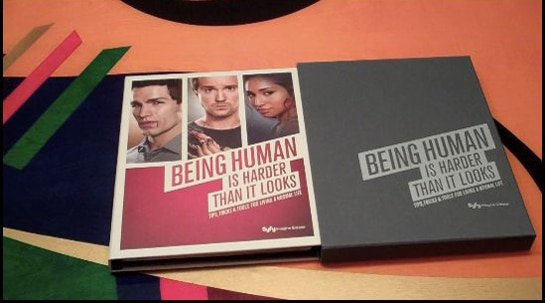 Promo Package Revealed for Syfy's Being Human