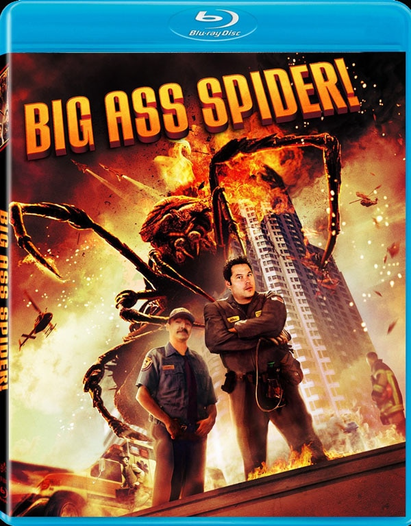 Big Ass Spider!
