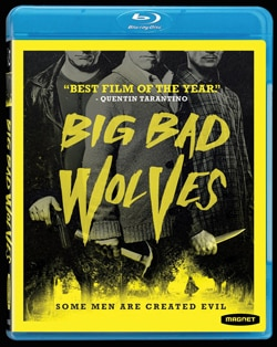 Big Bad Wolves (Blu-ray / DVD)