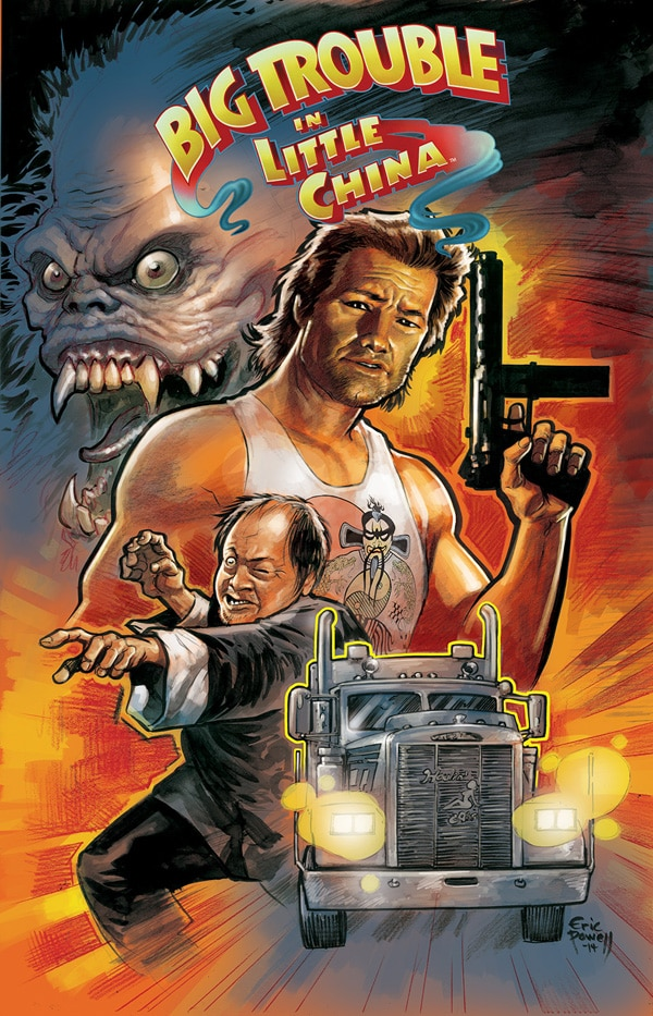 Big Trouble in Little China BOOM!