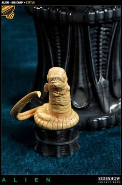 Meet the Big Chap Alien Collectible from Sideshow