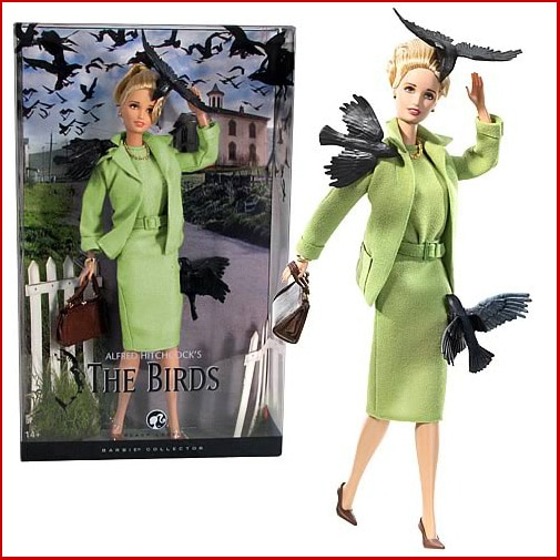 The Birds Barbie is here!