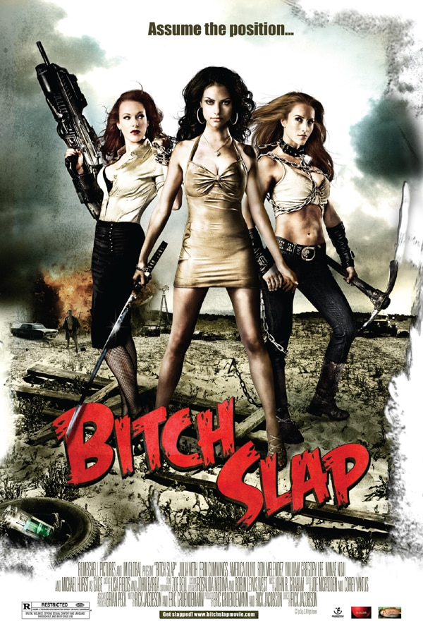 Quit Your Holiday Bitchin' With Our Bitch Slap Contest