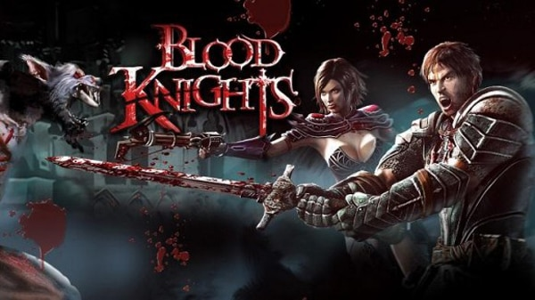 New Gory Trailer Arrives For Blood Knights