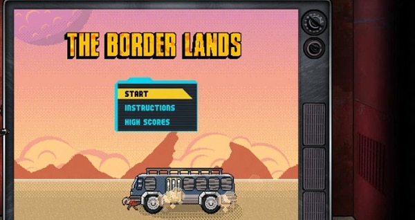 The Border Lands Gives Gamers A Blast From The Past