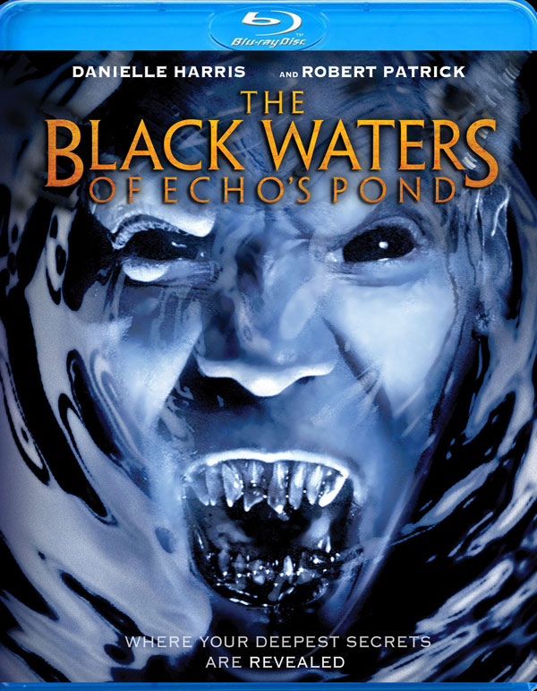 black waters blu ray - Two New Clips Surface From The Black Waters of Echo's Pond