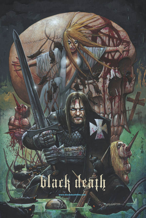 Yet Another Bitchin' Black Death Poster
