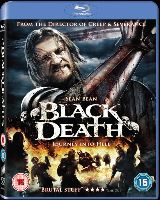 Black Death Infects UK DVD and Blu-ray on October 18th