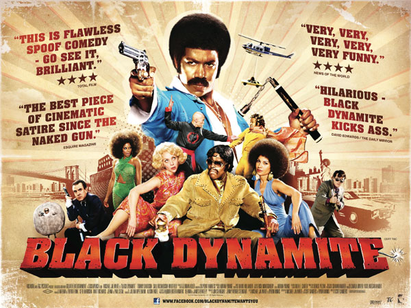 San Diego Comic-Con 2012: Black Dynamite Roundtable Interviews with Director Carl Jones & Stars Michael Jai White, Orlando Jones, Tommy Davidson and Kym Whitley