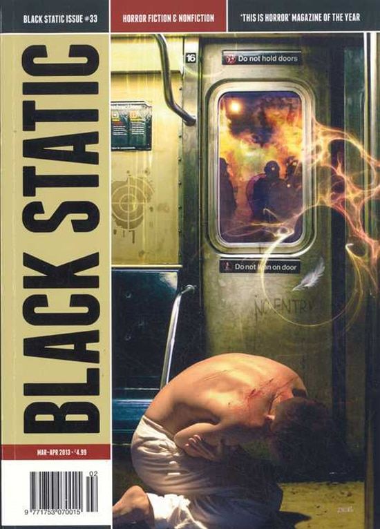 Black Static #33 (Magazine)