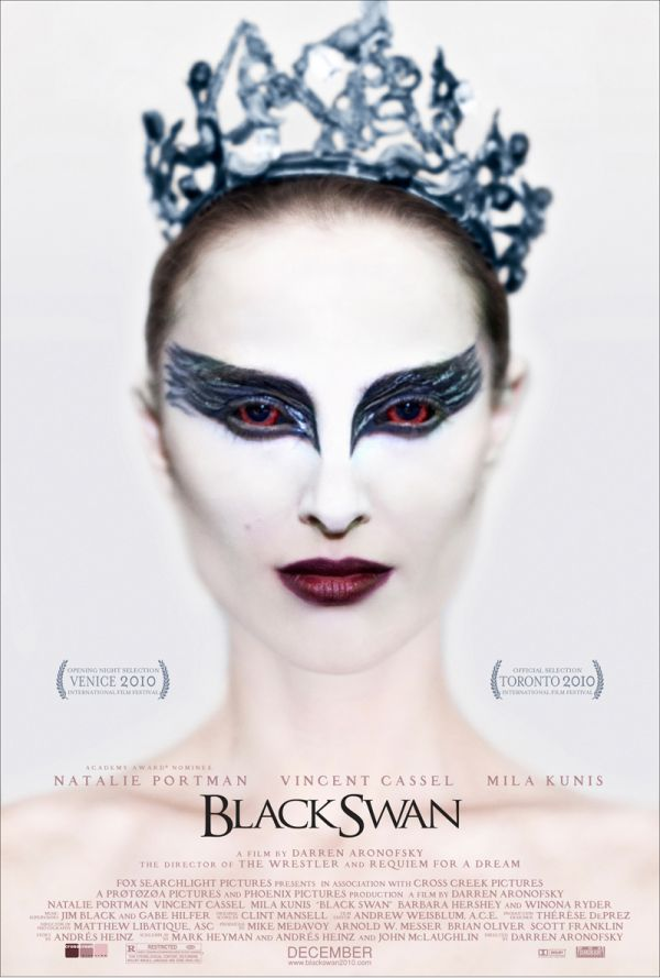 The First Good Look at Natalie Portman's Black Swan