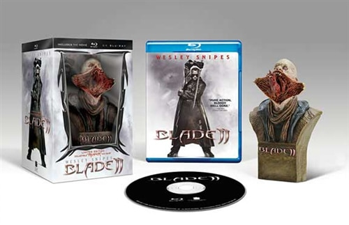 Another 2012 San Diego Comic-Con Exclusive from Gentle Giant: Blade II Blu-ray with Bonus Reaper Figure