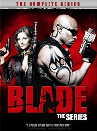 Blade: The Complete First Season (click to see it bigger!)