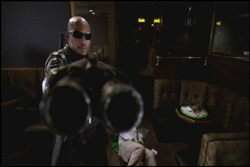 Blade: The Series Unrated DVD review (click for larger image