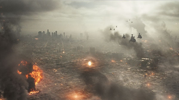 A Dozen New Visions of Destruction - Battle: Los Angeles